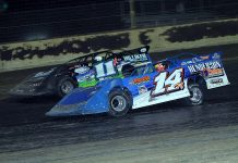 PHOTOS: Late Models Battle