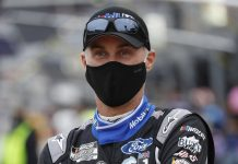 Harvick Lands Busch Pole