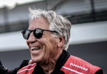 Mario Andretti Named