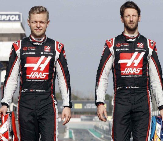 Grosjean & Magnussen Confirm