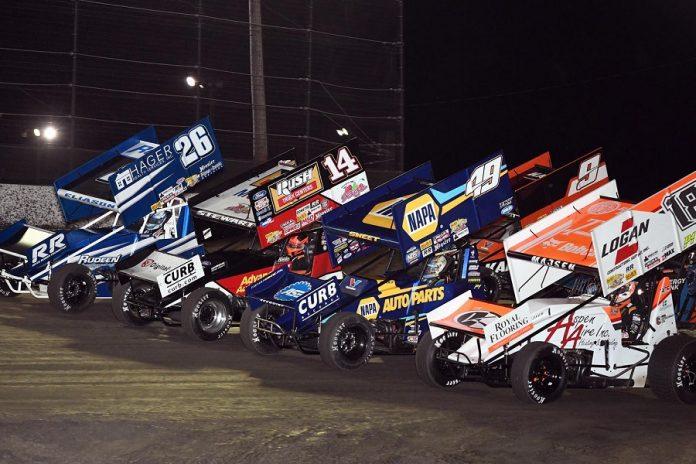 Six Races In Georgia