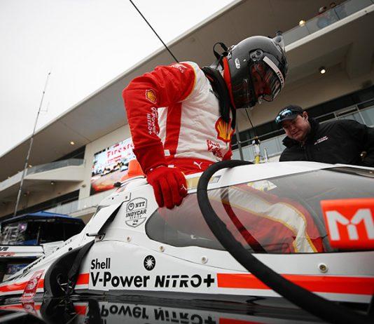 Scott McLaughlin will join the Team Penske NTT IndyCar Series program for the 2021 season. (Chris Graythen/Getty Images Photo)