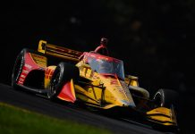 Hunter-Reay Confident