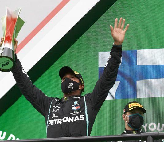 Lewis Hamilton Makes