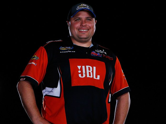Rudy Fugle has been named William Byron's new crew chief at Hendrick Motorsports in 2021. (NASCAR Photo)