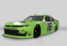 A.J. Allmendinger will make his final NASCAR Xfinity Series start of the season at Martinsville Speedway.