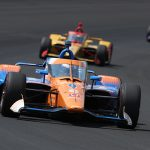 Scott Dixon will be one of a handful of NTT IndyCar Series drivers testing on the Indianapolis Motor Speedway oval later this week. (IndyCar Photo)