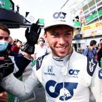 Pierre Gasly Extends