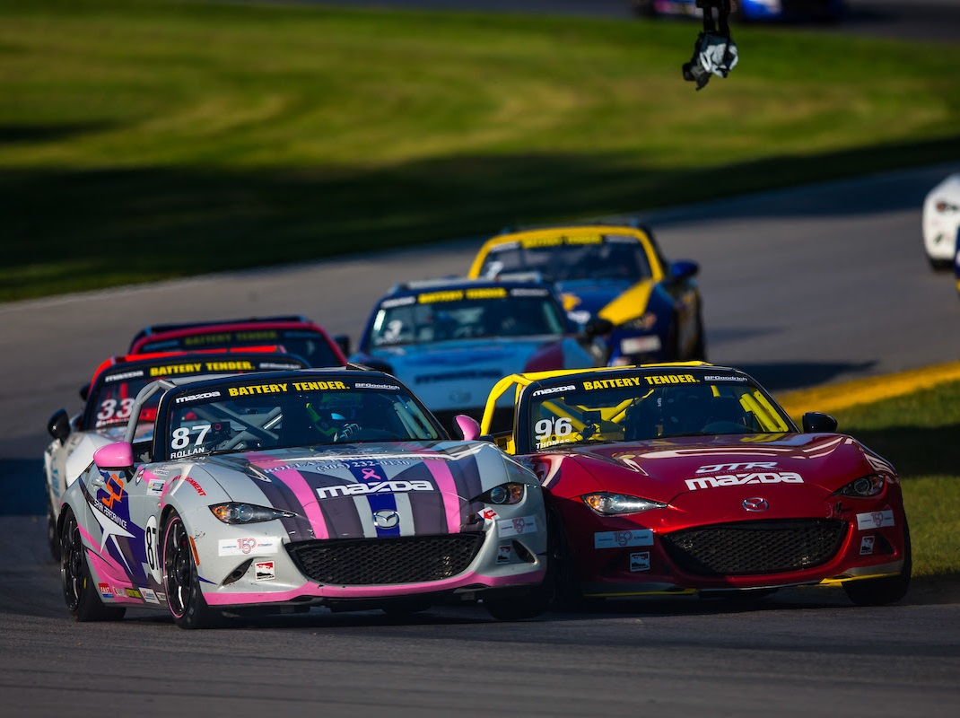 Mazda MX-5 Cup Reveals Expanded Schedule