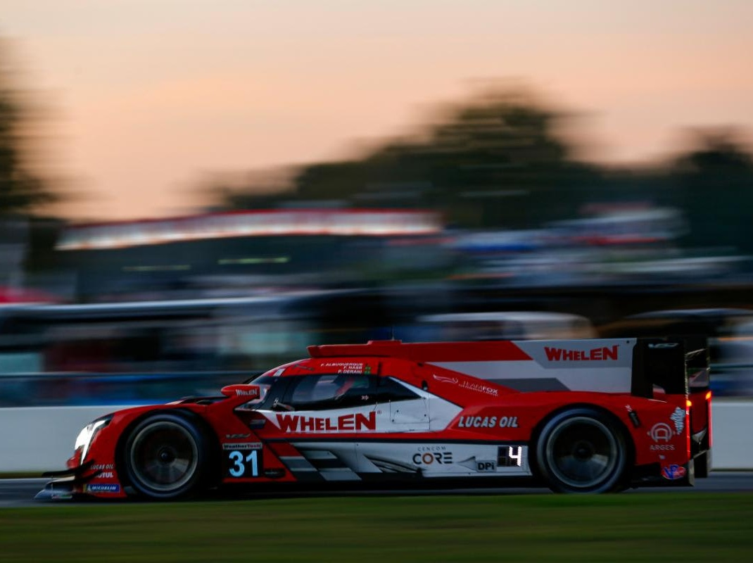 Winning Is Everything For Whelen Engineering Cadillac