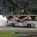 Busch Snaps Winless Drought