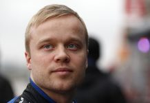 Felix Rosenqvist has joined Arrow McLaren SP for the 2021 NTT IndyCar Series season. (Jonathan Ferrey/Getty Images Photo)