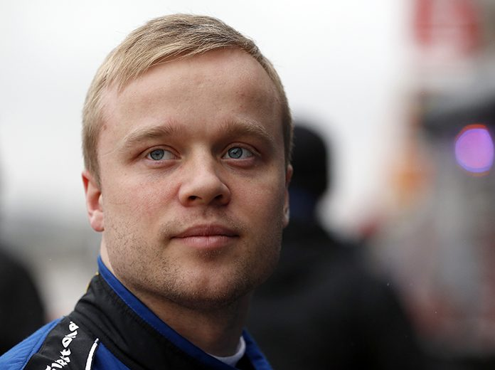 Felix Rosenqvist has joined Arrow McLaren SP for the 2021 NTT IndyCar Series season. (Jonathan Ferrey/Getty Images Photo)