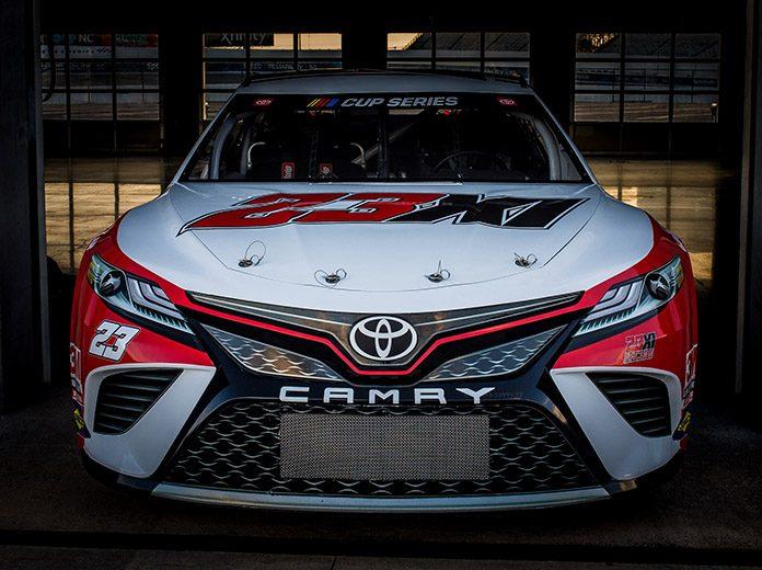 23XI Racing will field Toyota race cars in 2021.