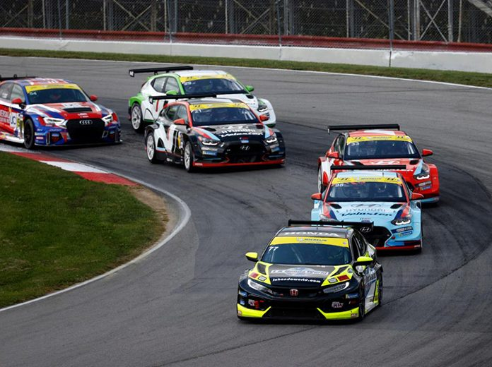 Beginning in 2021, WSC and IMSA will work together to jointly develop a specific BoP for endurance TCR races. (IMSA Photo)