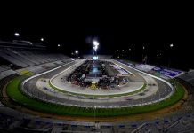 Martinsville Speedway will determine the final three drivers who will race for the NASCAR Cup Series championship at Phoenix Raceway. (Rob Carr/Getty Images)