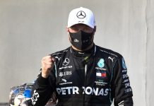 Mercedes Sweeps Imola