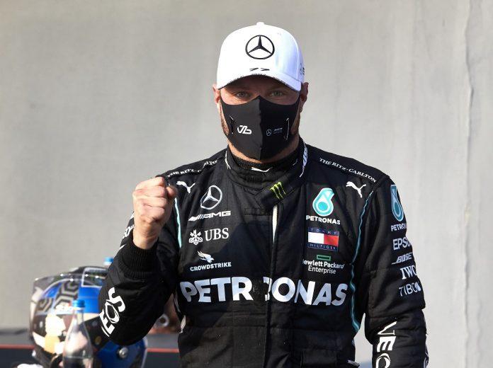 Mercedes Sweeps Imola