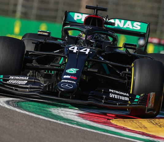 Lewis Hamilton raced to his 93rd Formula One victory Sunday in Italy. (LAT Images Photo)
