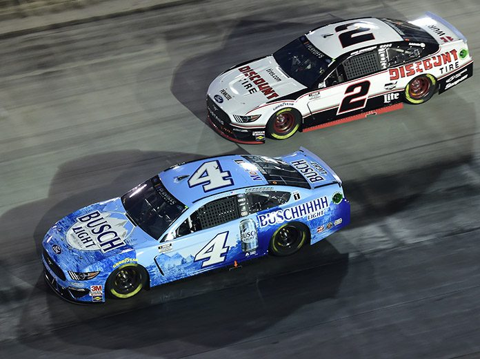 Ford has locked up the NASCAR Cup Series manufacturers' championship. (Jared C. Tilton/Getty Images Photo)