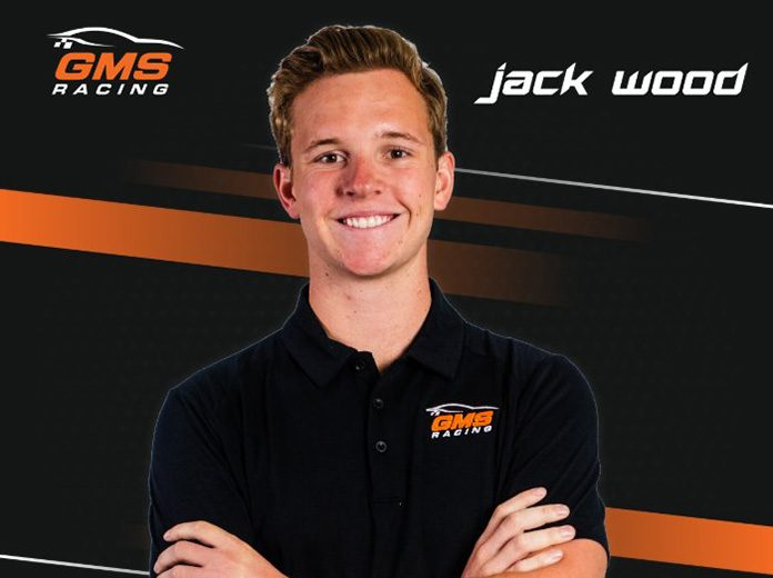 Jack Wood has joined GMS Racing's ARCA program.