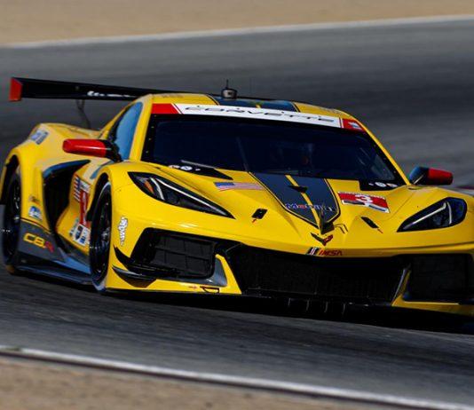 Jordan Taylor and Antonio Garcia emerged as the IMSA GT Le Mans champions this year. (IMSA Photo)