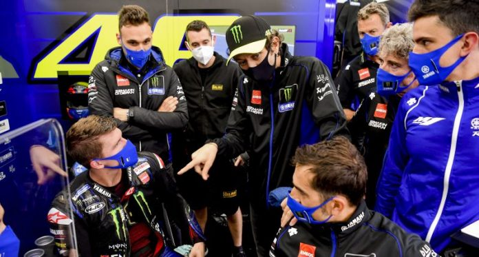 Rossi to miss European MotoGP practice awaiting test result