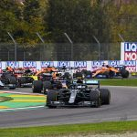 Formula One officials have announced a 23-race calendar for the upcoming season. (LAT images Photo)