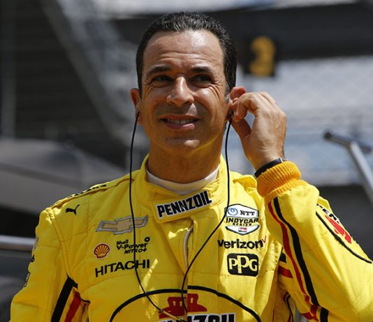 Helio Castroneves is joining Meyer Shank Racing for six NTT IndyCar Series events in 2021. (IndyCar Photo)