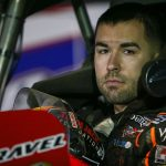 David Gravel is set to contest the full World of Outlaws NOS Energy Drink Sprint Car Series title next year, but he still hopes to work out an opportunity to race in NASCAR. (Adam Fenwick Photo)