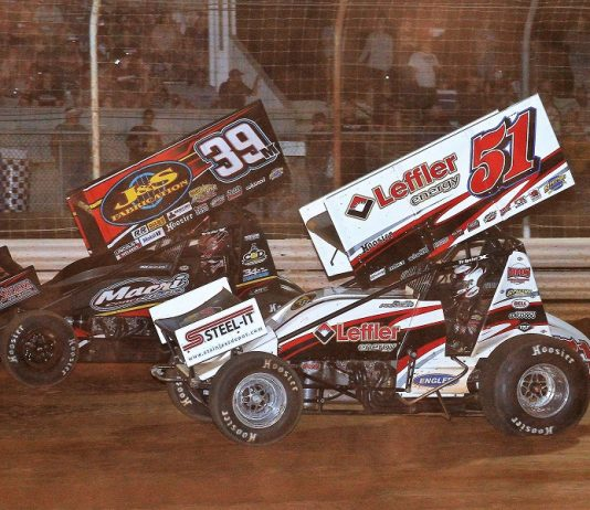 Eight Sprint Car Dates