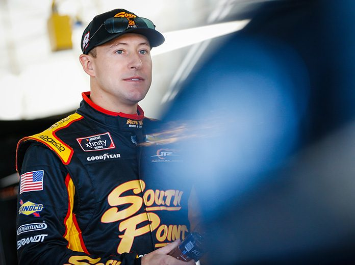 Daniel Hemric is joining Joe Gibbs Racing in the NASCAR Xfinity Series next season. (HHP/Chris Owens Photo)