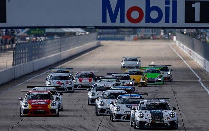 Kingsley Caps Porsche