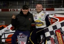 Preece Rallies Late