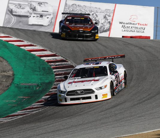 The Trans-Am Series has been forced to cancel the planned event at WeatherTech Raceway Laguna Seca.