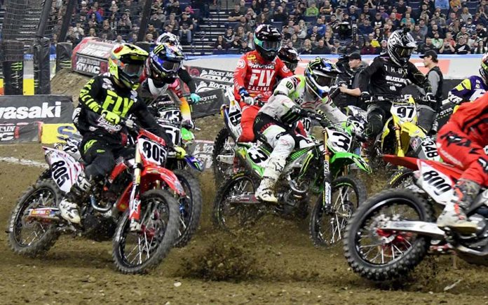 Supercross Adds Third