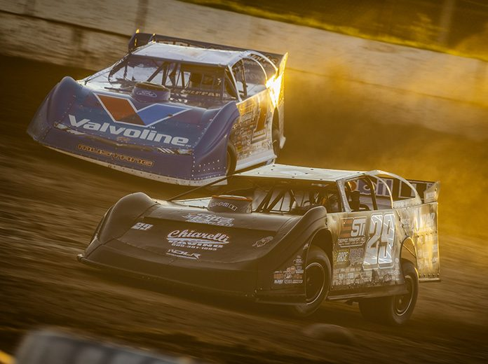 Darrell Lanigan (29) will return to the Rocket Chassis family in 2021.