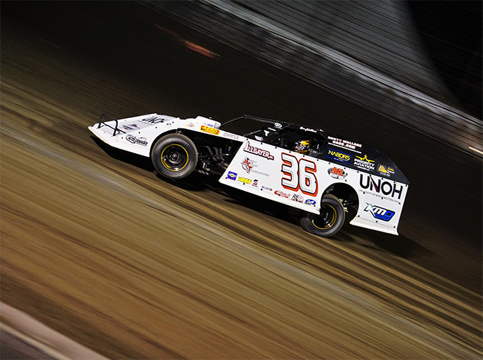 Kenny Wallace is heading to Florida for the Emil & Dale Reutimann Memorial this weekend. (Andy Newsome Photo)