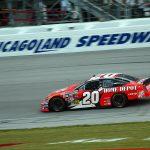 Tony Stewart Chicagoland 2004 (Sherryl Creekmore/NASCAR Photo)