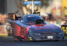 Cruz Pedregon will have a new crew chief and a new crew when the NHRA Camping World Drag Racing Series season begins next year. (NHRA Photo)