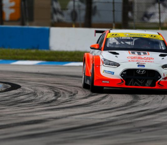 Tyler Gonzalez and Tyler Maxson are focused on a full-time IMSA Michelin Pilot Challenge effort in 2021. (IMSA Photo)
