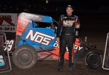 Midget Title Gives Windom