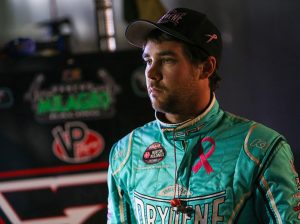 Ricky Weiss is hoping to raise $15,000 to help raise awareness for breast and ovarian cancer. (Adam Fenwick Photo)