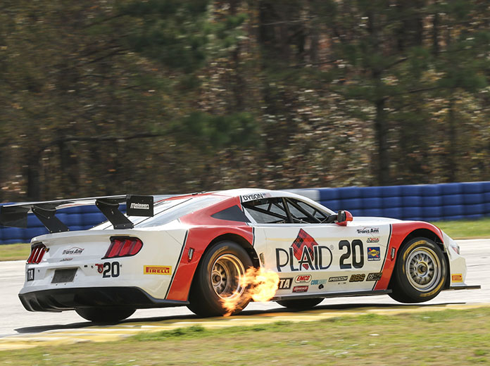 Dyson Ends Trans-Am Season On High Note