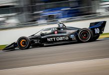 NTT Data has extended its sponsorship of Chip Ganassi Racing. (IndyCar Photo)