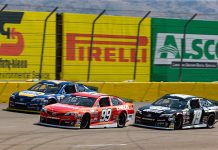 Two ARCA Menards Series West race dates have been confirmed for 2021. (Miranda Alam/ARCA Racing)