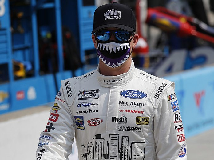 John Hunter Nemechek will shift his focus to the NASCAR Camping World Truck Series next year with Kyle Busch Motorsports. (HHP/Andrew Coppley Photo)