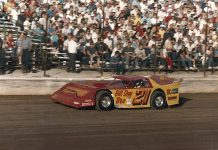 The inaugural World of Outlaws Late Model Series season took place in 1988.