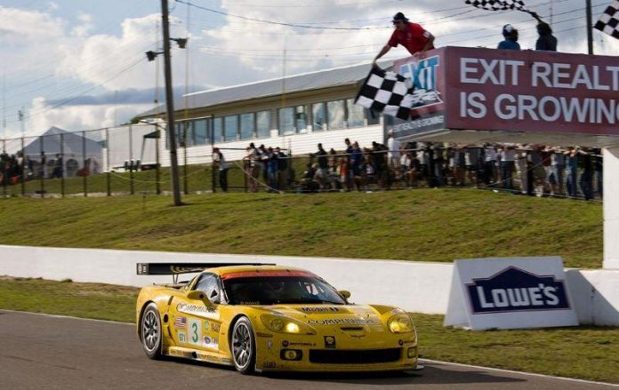 Pierce Marshall and Matador Motorsports are bringing the Corvette C6.R back to Sebring Int'l Raceway in early December.