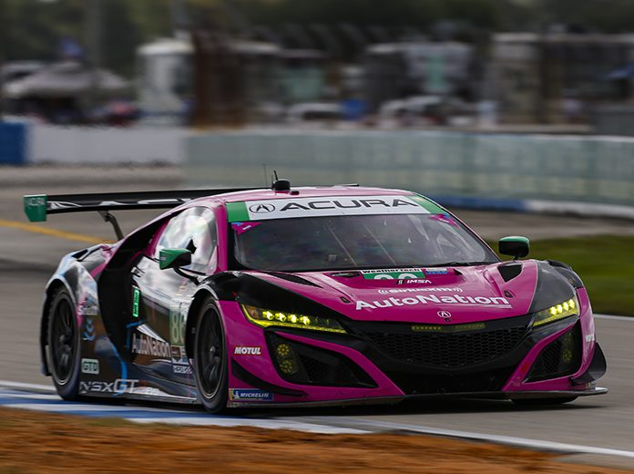 Meyer Shank Racing has ended its four-year run with the Acura NSX GT3 in the IMSA WeatherTech SportsCar Championship. (IMSA Photo)